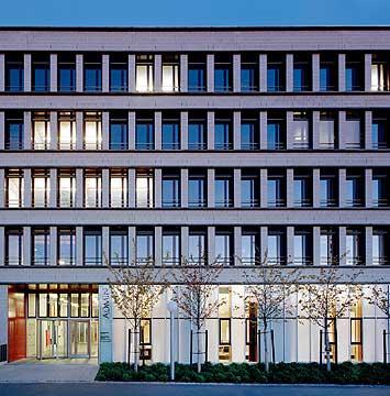 Architekten Heidelberg gassmann architekten neubau klinikumsverwaltung und zim